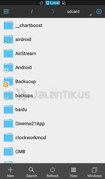 Es File Explorer 1