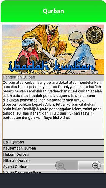Aplikasi Qurban 2016 Ibadah Qurban