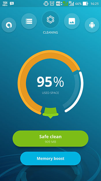 Android System Tool Terbaik Avast Cleanup