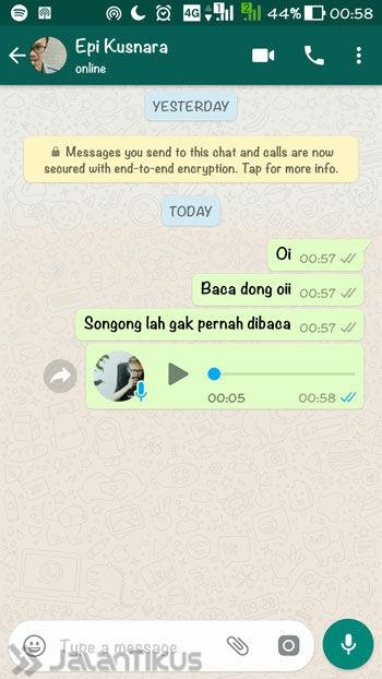Cara Hack Whatsapp Teman 2