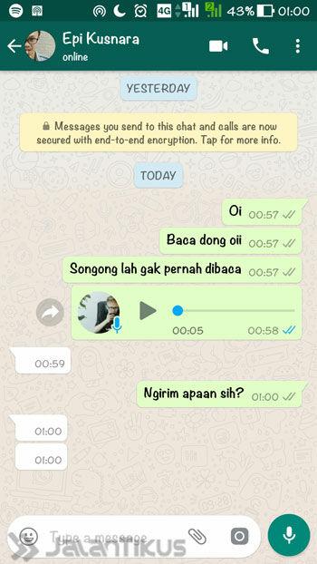 Cara Hack Whatsapp Teman 3