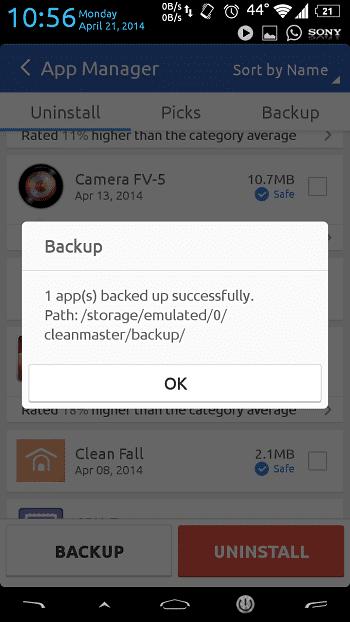 Cara Backup Aplikasi Tanpa Root 4