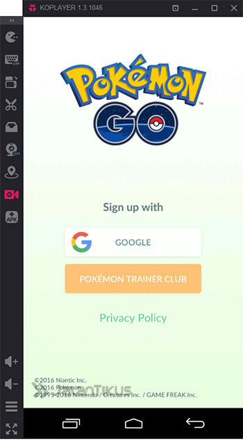Main Pokemon Go Di Pc Dengan Koplayer 3