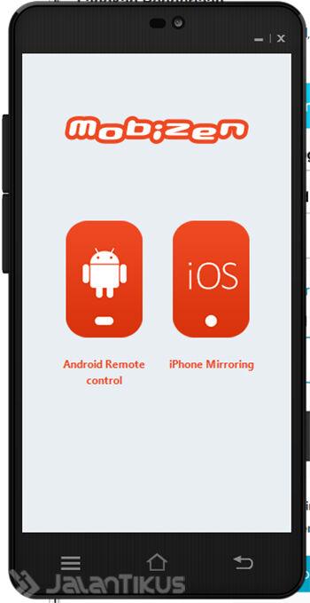 Cara Mengendalikan Smartphone Android Dari Komputer 7
