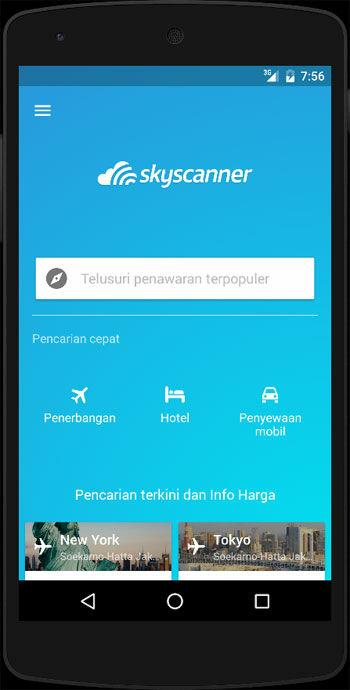 Skyscanner 1