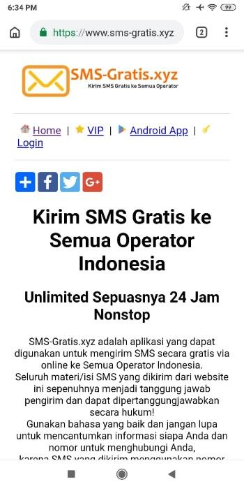Sms Online 6a900