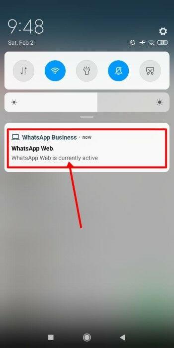 Cara Mengetahui Whatsapp Disadap F2af2