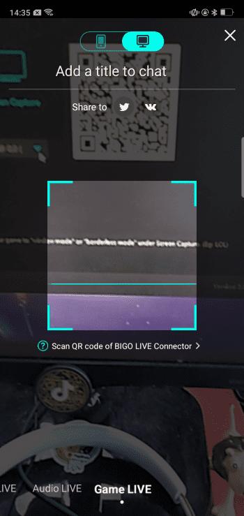 Bigo Live Connector 4 1164c
