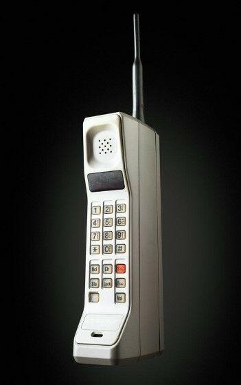 Handphone Pertama Kali Di Dunia Ee338