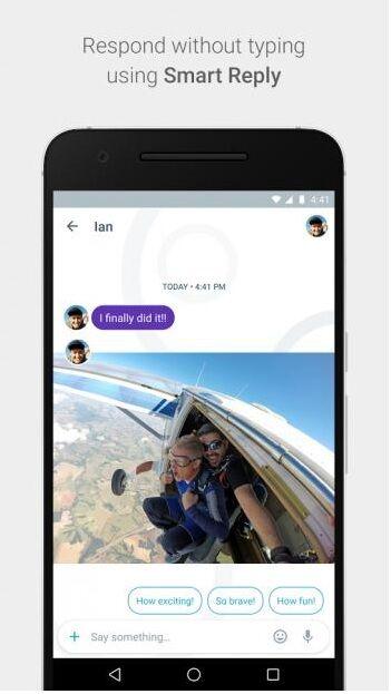 Cara Membuat Smart Reply Di Android 7