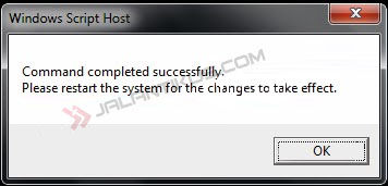 Cara Menghilangkan Windows 7 Not Genuine Tanpa Software 3