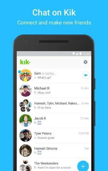 Aplikasi Chatting Alternatif Kik 441e8
