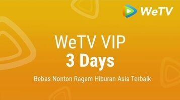Akun WeTV VIP 3 8734b