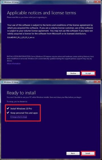 Cara Upgrade Windows 7 Ke Windows 10 3 B5768