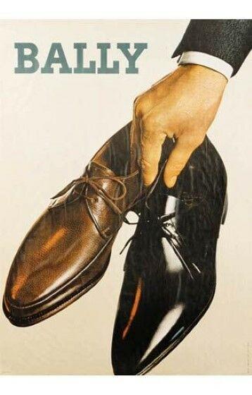 Sepatu Bally Bung Hatta 6adc8