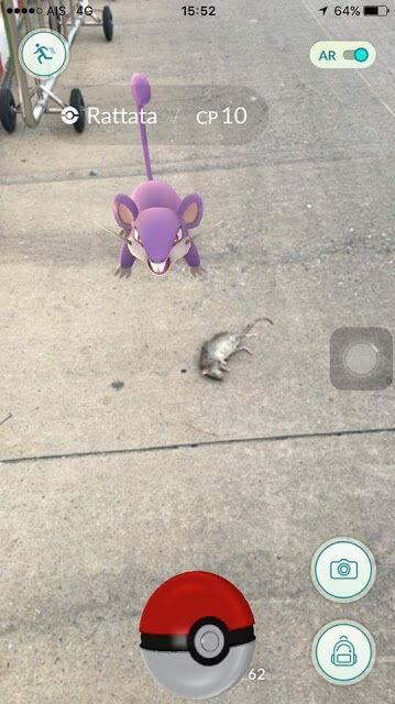 Pokemon Di Tempat Tak Terduga 5
