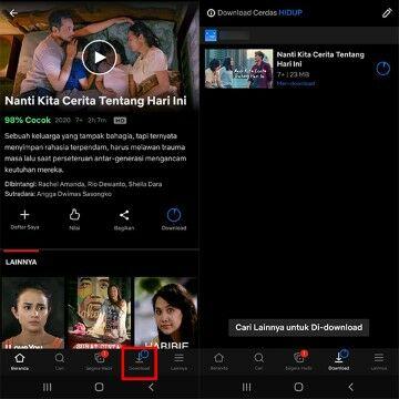 Cara Download Netflix 9616a