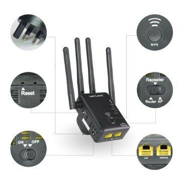 Alat Penguat Sinyal Wifi Terbaik AC1200 4fc82