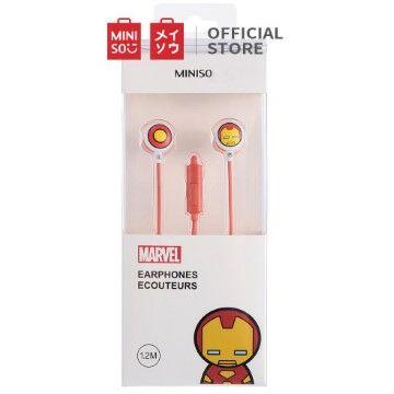 Headset Miniso Marvel Cbaf1