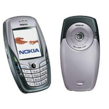 Nokia 6600 Ce536