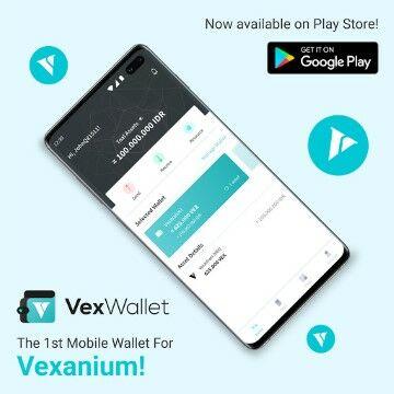 Vexanium Wallet 873f0