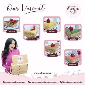 Syahrini Princess Cake 7fb4b