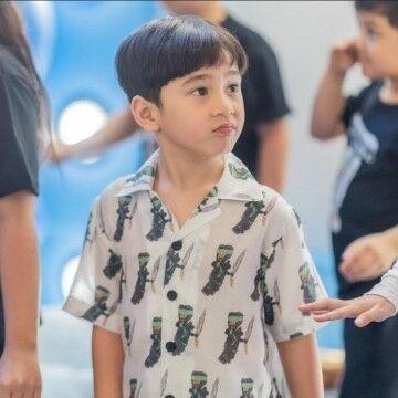 Anak Artis Dinilai Cocok Jadi Boyband Kpop Custom 3fd71