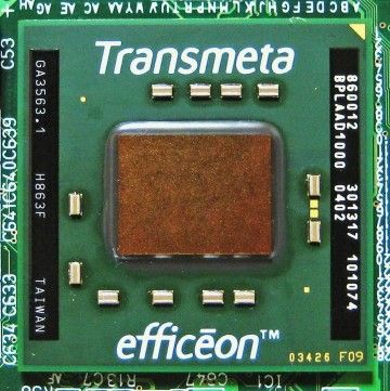 Transmeta 65810