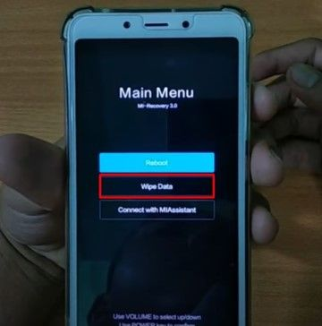 Cara Restart Hp Xiaomi Lupa Sandi Custom 813de