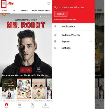 Cara Download Film Di Iflix 6bada