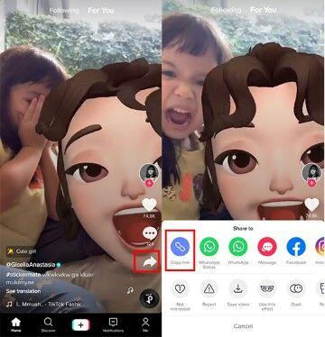 Cara Download Video Tiktok Tanpa Watermark B3d85
