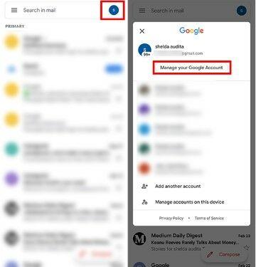 Cara Mengganti Password Gmail Yang Lupa E50dc
