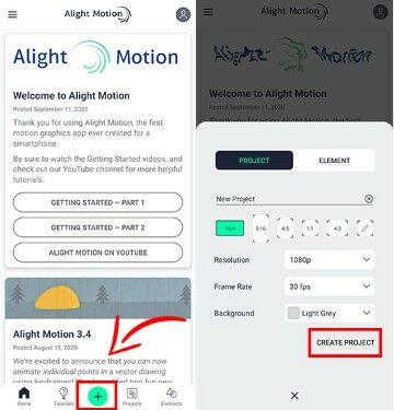 Alight Motion Pro 15f17