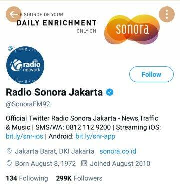 Radio Sonora Jakarta Pantau Banjir Bekasi E2ad8