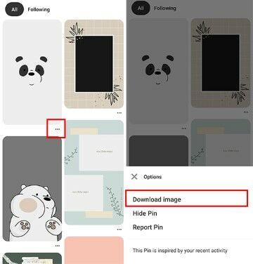 Cara Mendownload Gambar Di Pinterest 317e2