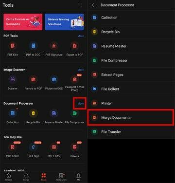 Cara Menggabungkan File Pdf Di Android C2697