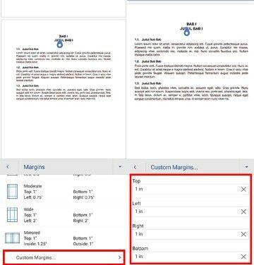 Cara Mengatur Margin Di Microsoft Office 2a8d2
