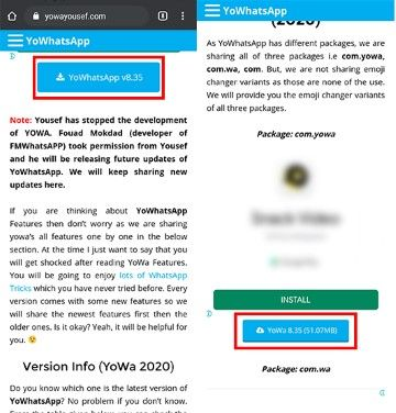 Cara Download Yowhatsapp F3482