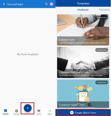 Cara Membuat Google Form Di Hp Iphone Dan Android E5f3b