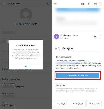 Cara Mengganti Email Ig Yang Lupa Kata Sandi 60797