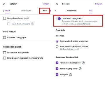 Cara Bikin Kuis Di Google Form Dari Hp D04d7
