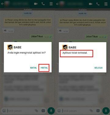 Mengirim Aplikasi Di Whatsapp F190c