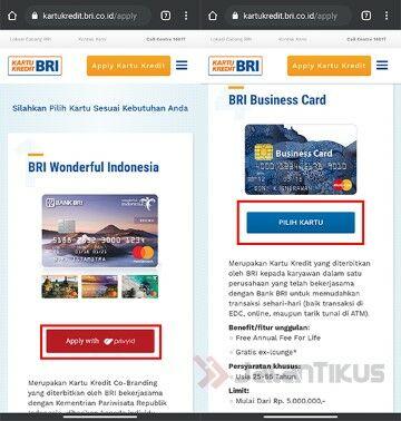 Cara Membuat Kartu Kredit Bri 394a0