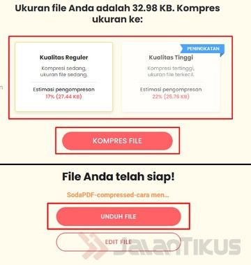 Cara Kompres File Pdf Custom Aca60