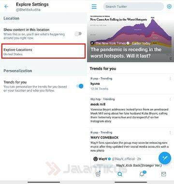 Cara Lihat Twitter Trending Topic Worldwide A29c2