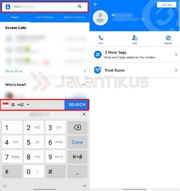 Cara Mencari Nomor Telepon Custom 42e60