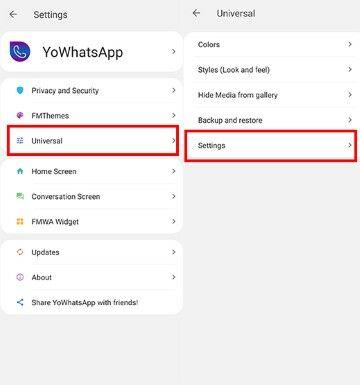 Yowhatsapp Versi Terbaru 610a6
