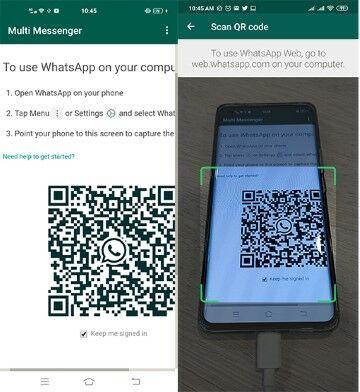 Cara Membuat Whatsapp 1 Nomor Untuk 2 Hp 0ddb3