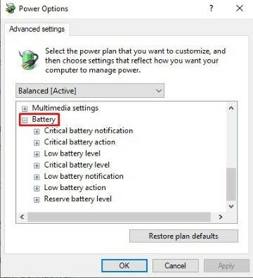 Cara Kalibrasi Baterai Laptop Lewat Bios Db089