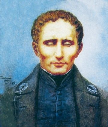 Louis Braille Bb346